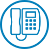 icons8 office phone 100